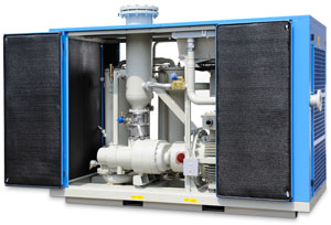 Gas Compressors for Dry Methane/ Indoor