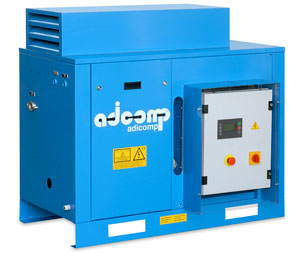 Gas Compressors for Dry Methane/ Outdoor