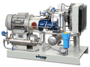 Compressors for Biogas, Landfill Gas.../ Indoor