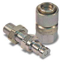 Barbed and Grooved couplings
