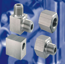 Fittings for harsh environments