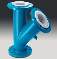 Flanged and Press couplings
