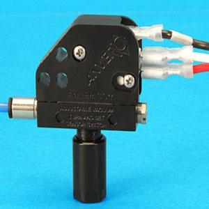 Adjustable vacuum switch