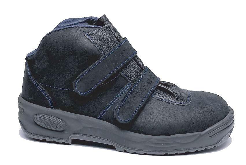 Anti-abrason safety shoes