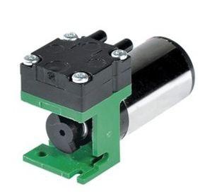 DC oil free diaphragm air compressor