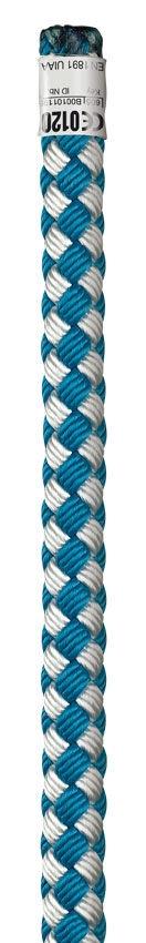 Dynamic fall arrest rope