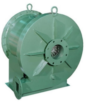 Explosion proof gas booster compressor
