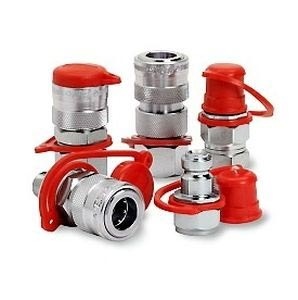 High pressure hydraulic coupling