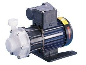 Magnetic drive chemical centrifugal pump