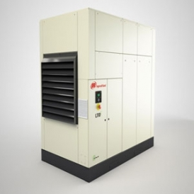 L-Series 37 - 110 kW oil free screw compressor