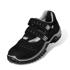 Anti-static open safety shoes