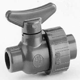 Threaded fittings and Screw couplings Compact ball valve