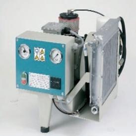 Compact screw compressor (stationary)