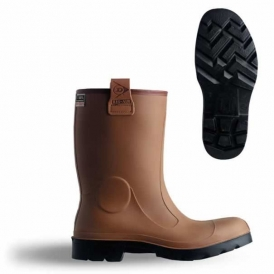 Construction safety Wellington boots