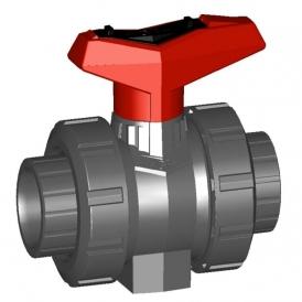 Control ball valve