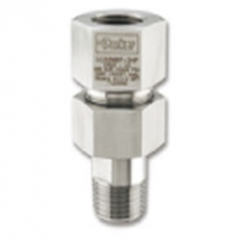 Gauge swivel adapter