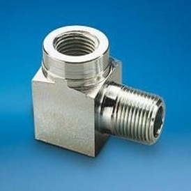 High pressure hydraulic coupling