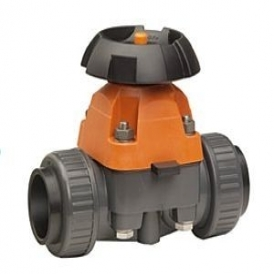 Manual handwheel diaphragm valve