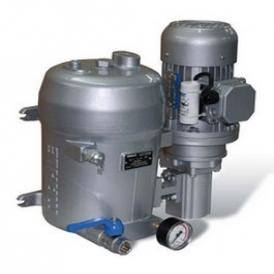 Off-line oil filter