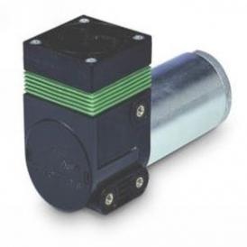 Oil free diaphragm air compressor