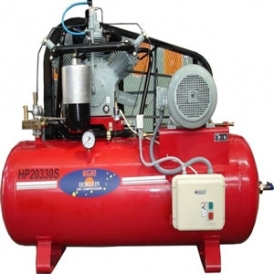 Reciprocating compressor for the manufacture of PET plastic bottle (stationary)