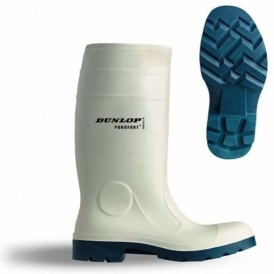 Safety boots for agro-food industry