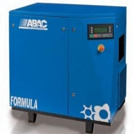 Silent rotary screw air compressor (stationary)