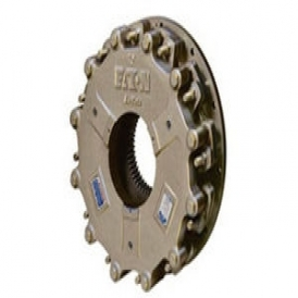 Spring applied disc brake