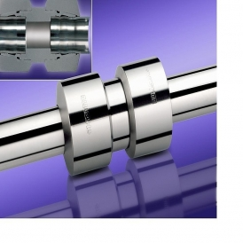 Stainless steel quick coupling