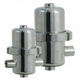 Sterile compressed air filter