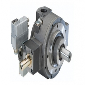 Variable displacement hydraulic pump for wind turbine