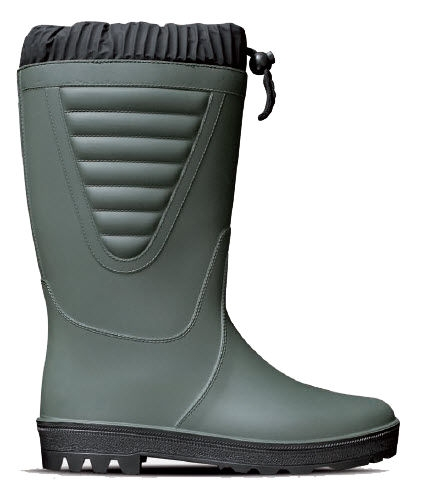 PVC Wellington safety boots