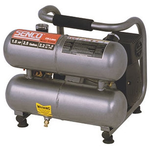 Reciprocating compressor (portable)