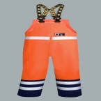 Fire safety clothing: overall